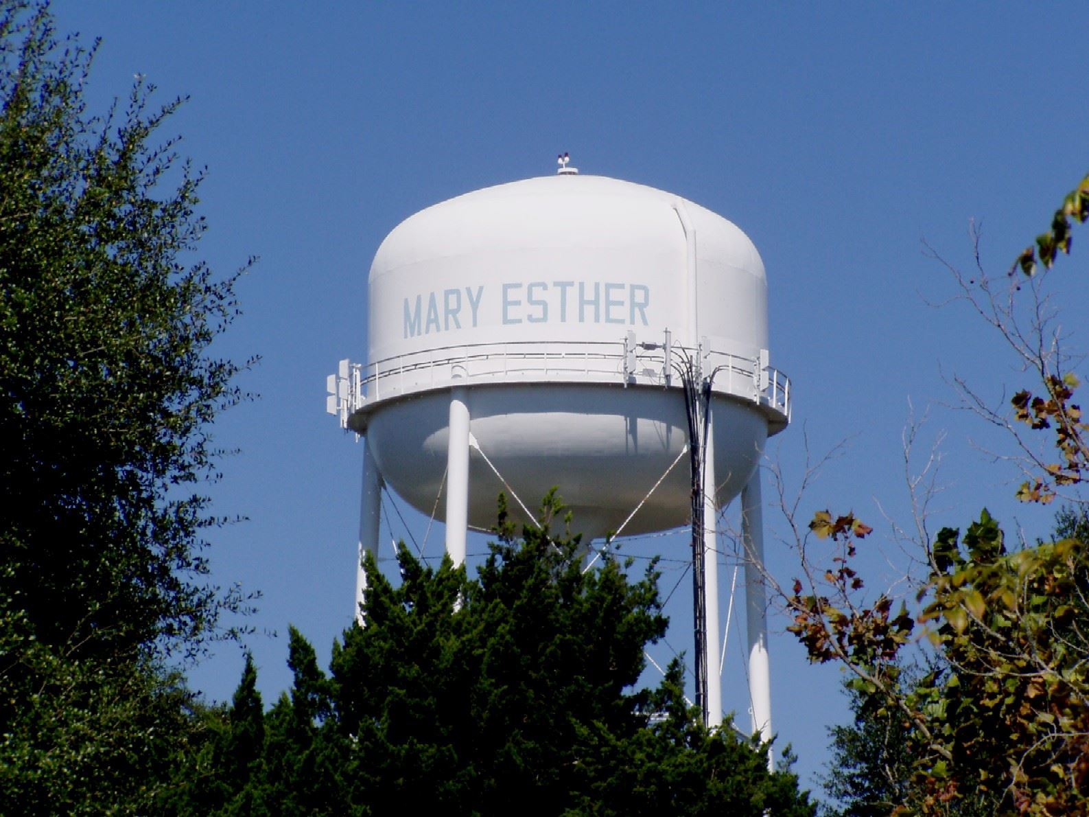 Water Tower 4 Rosewood