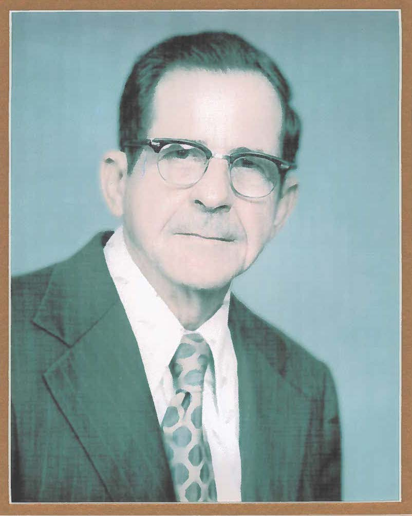 Mayor Roger Pryor