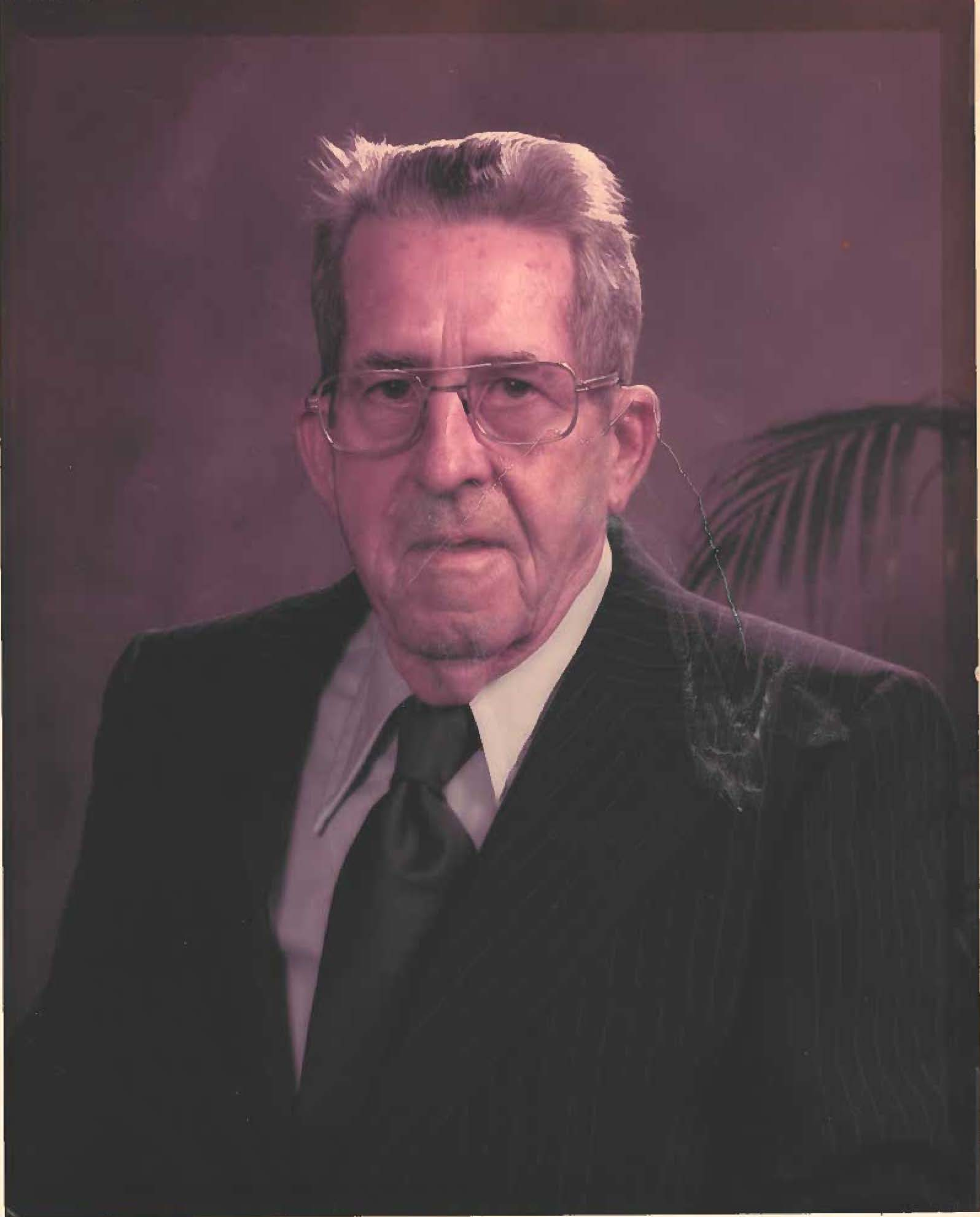 Mayor Tom Pryor
