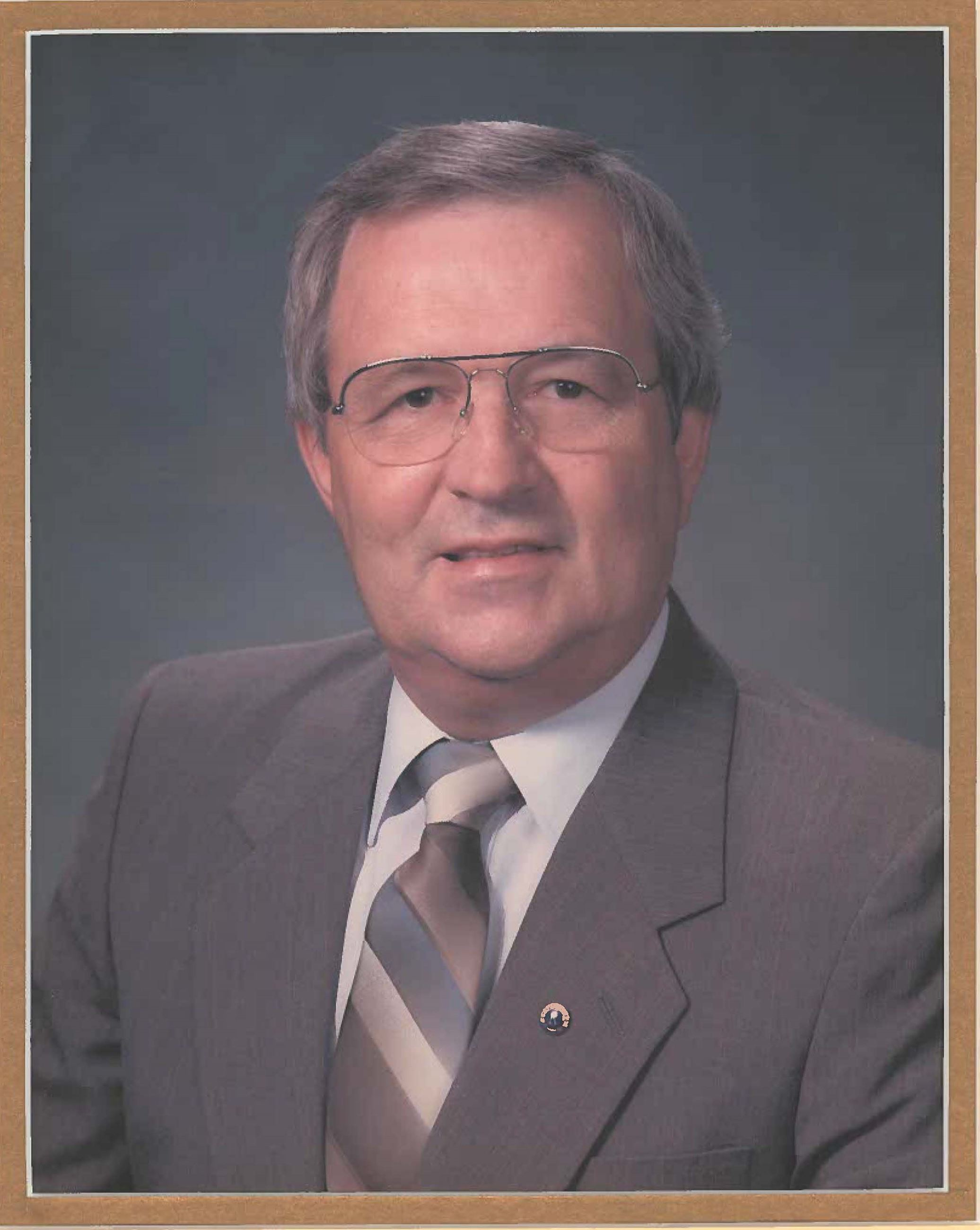 Mayor Joe Young