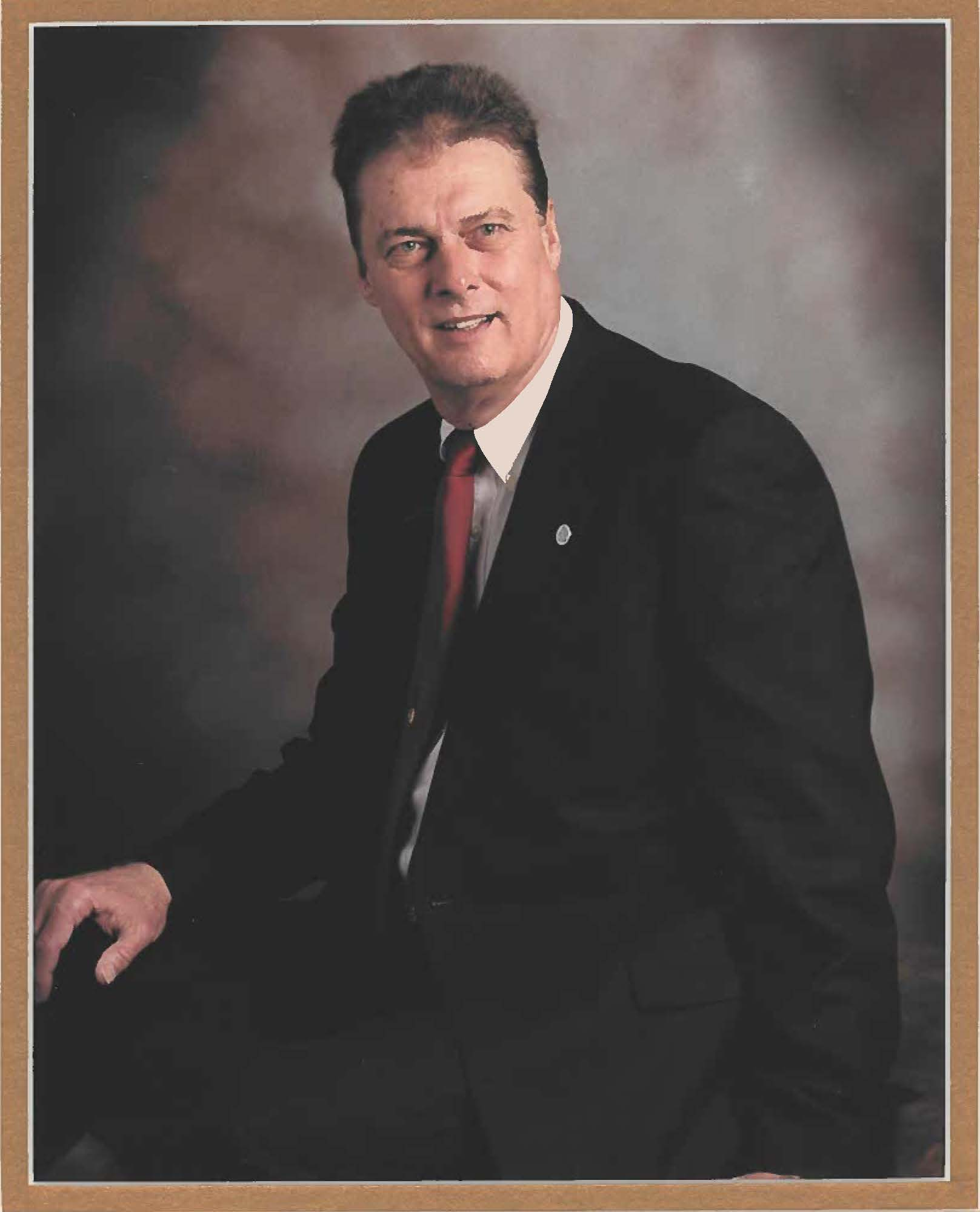Mayor Del Dunn